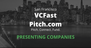 VC Fast Pitch Presenting Companies for April 8, 2021 Event