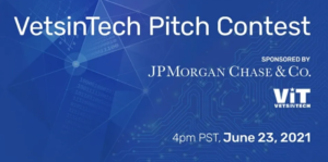 Join VetsinTech's Pitch Competition – Chance to Win Up to $25K