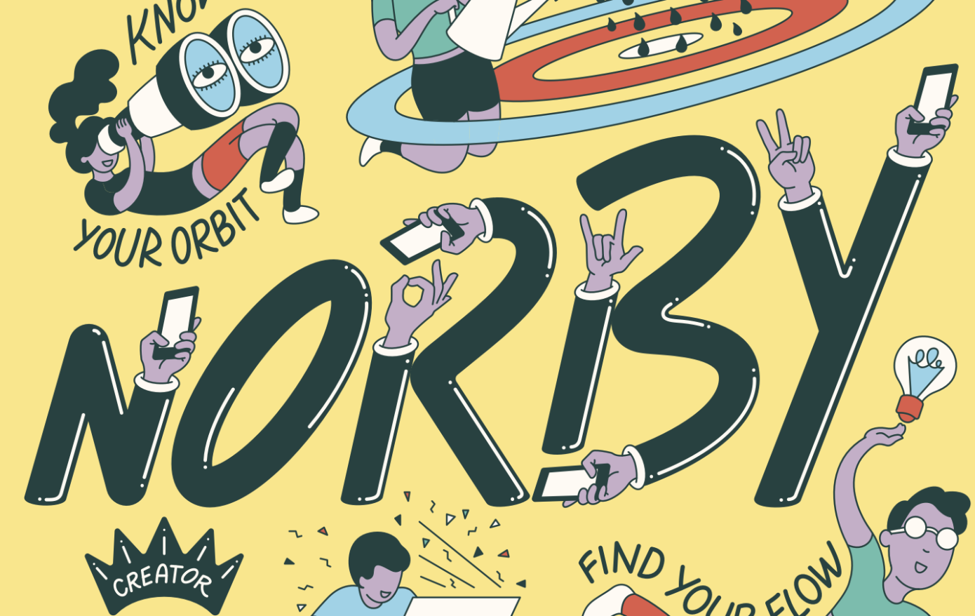 Norby Raises $3.8M For An All-In-One Creator Marketing Platform