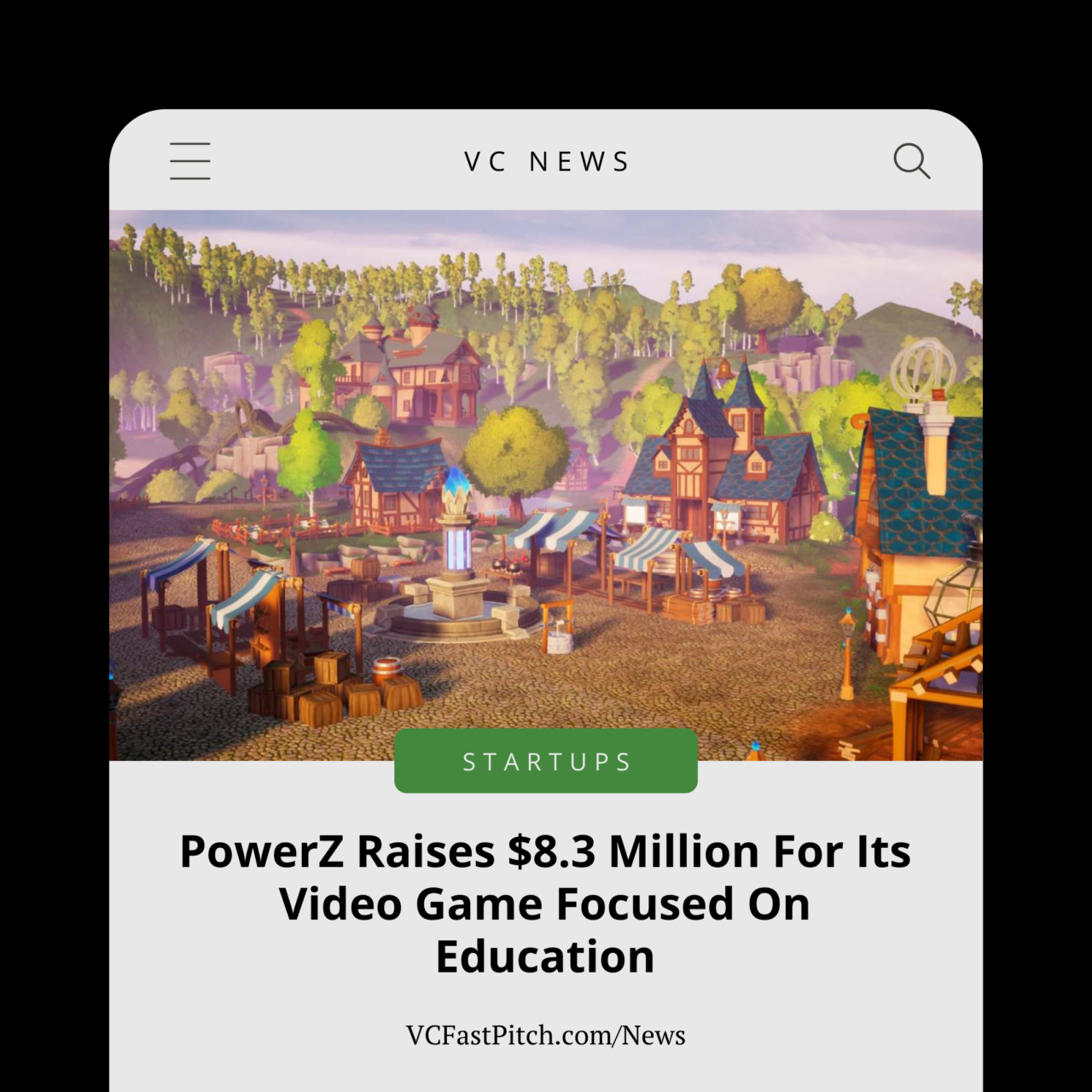 PowerZ Raises $8.3 Million For Its Video Game Focused On Education