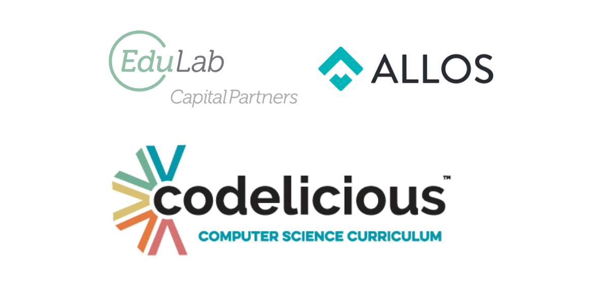 EduLab Capital Partners and Allos Ventures Lead $3.8 Million Round of Seed Funding for Codelicious