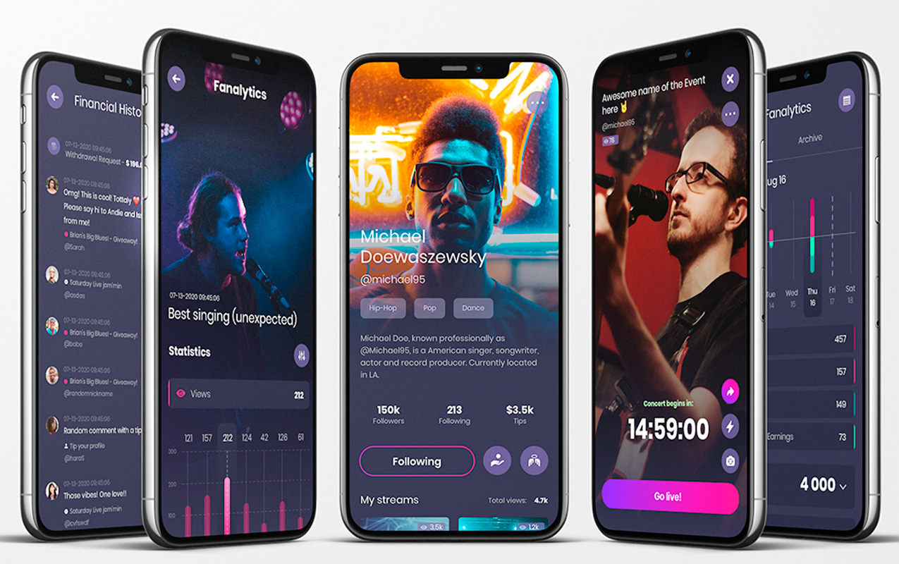 Introducing Trubify: An Innovative Livestreaming App That Provides Musicians With Up To 6 New Revenue Streams