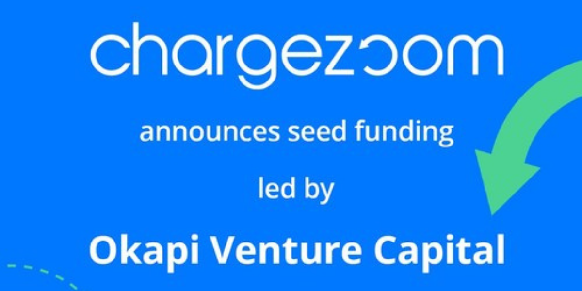Chargezoom Closes $2M Seed Funding Round