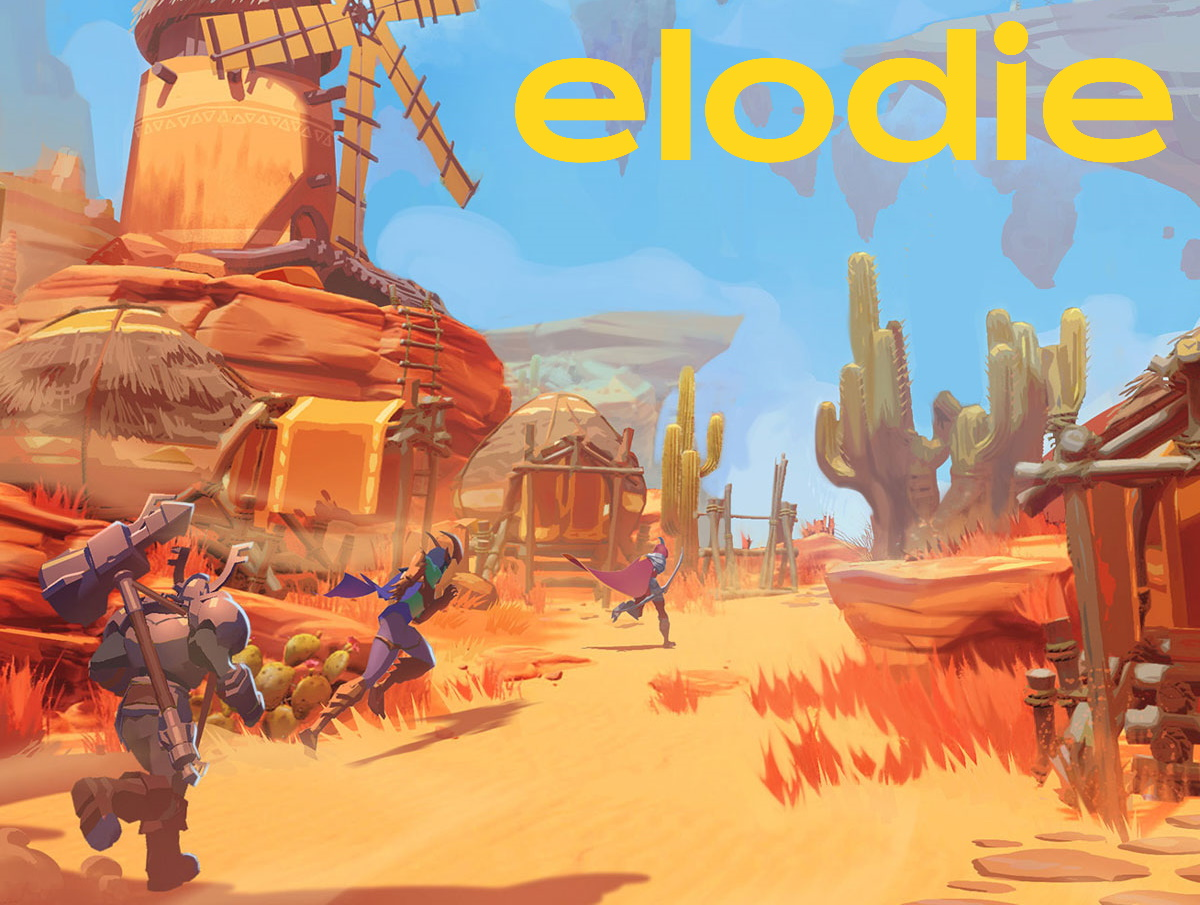 Elodie Games Obtains $32.5M Round to Make Social Co-Op Gaming Better