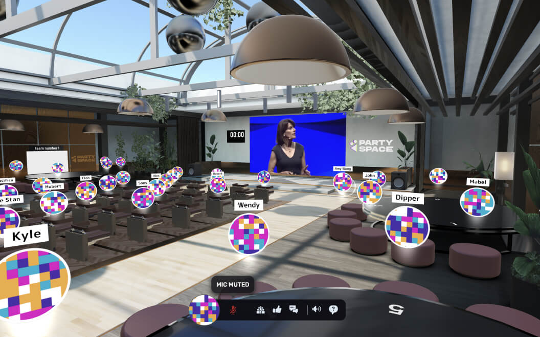 Party Space Raises $1M for Metaverse-Style Virtual Events